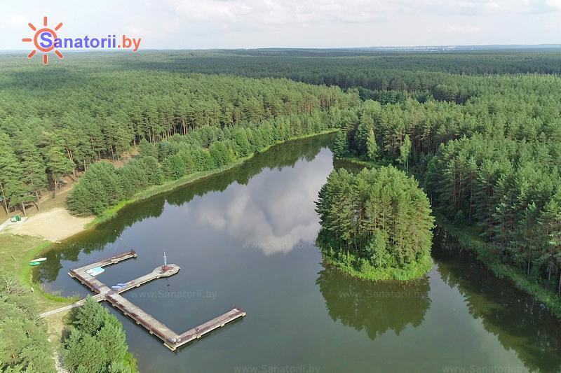 Санатории Белоруссии Беларуси - санаторий Радон - Пляж