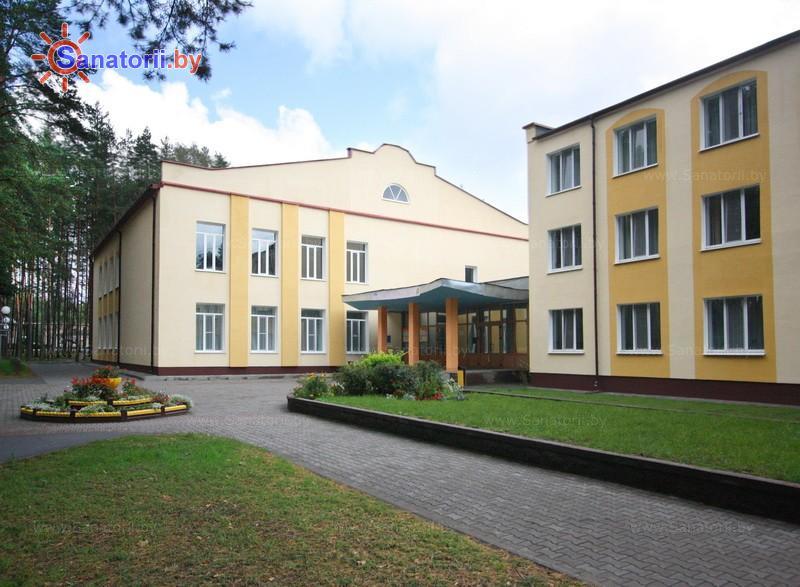Санатории Белоруссии Беларуси - санаторий Рассвет - Любань - корпус №1
