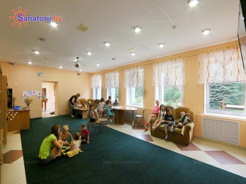 Санатории Белоруссии Беларуси - санаторий Рассвет - Любань - Детский воспитатель
