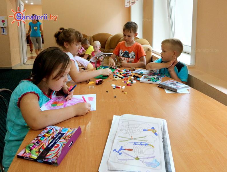 Санатории Белоруссии Беларуси - санаторий Рассвет - Любань - Детская комната