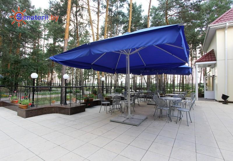Санатории Белоруссии Беларуси - санаторий Солнечный берег - Кафе