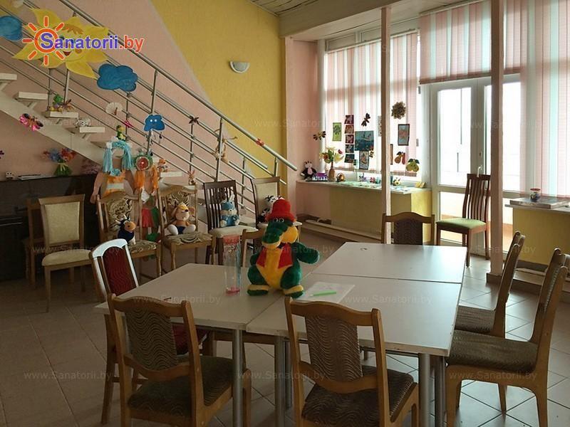 Санатории Белоруссии Беларуси - санаторий Солнечный берег - Детская комната