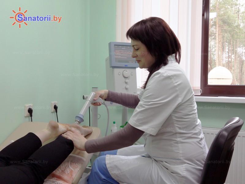 Санатории Белоруссии Беларуси - санаторий Солнечный берег - Волновая терапия