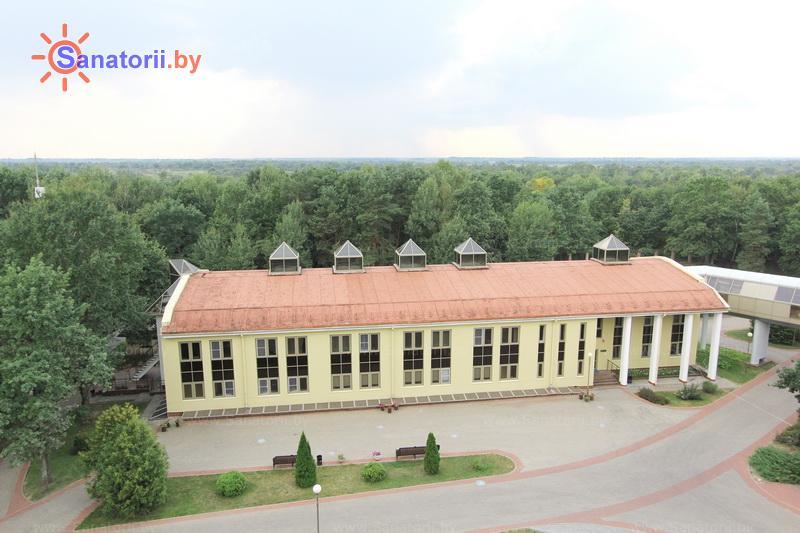 Санатории Белоруссии Беларуси - санаторий Солнечный берег - водогрязелечебница