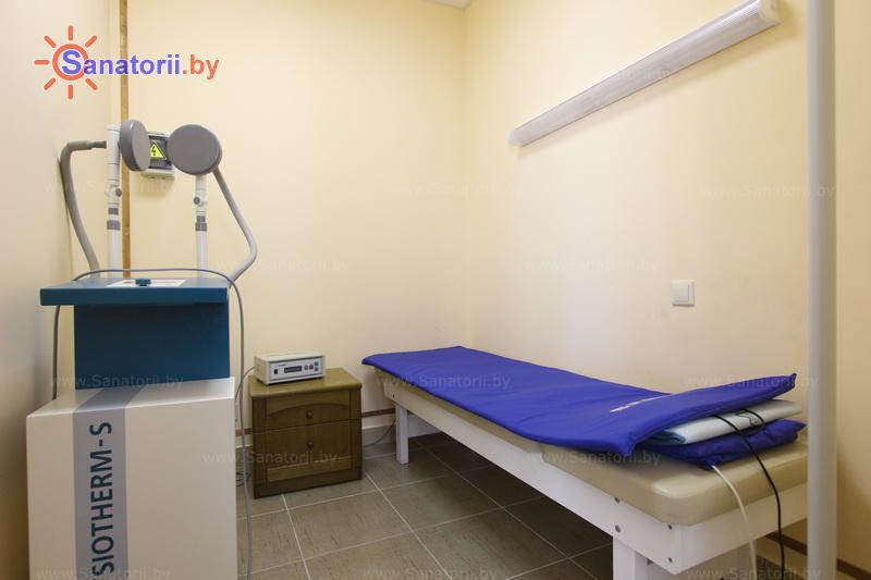 Санатории Белоруссии Беларуси - санаторий Солнечный берег - Магнитотерапия