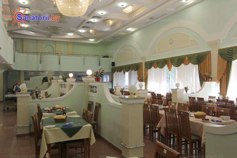 Санатории Белоруссии Беларуси - санаторий Сосновый бор - Столовая