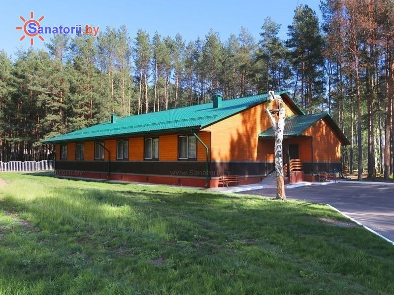 Санатории Белоруссии Беларуси - санаторий Сосновый бор - корпус №3