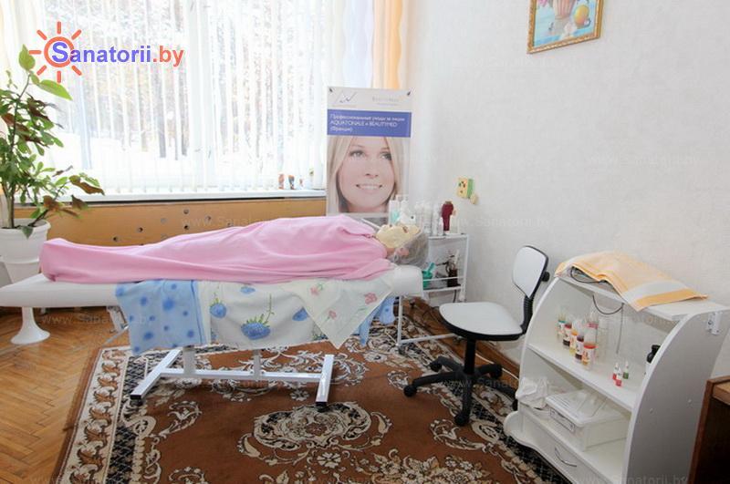 Санатории Белоруссии Беларуси - санаторий Сосны - Косметический салон