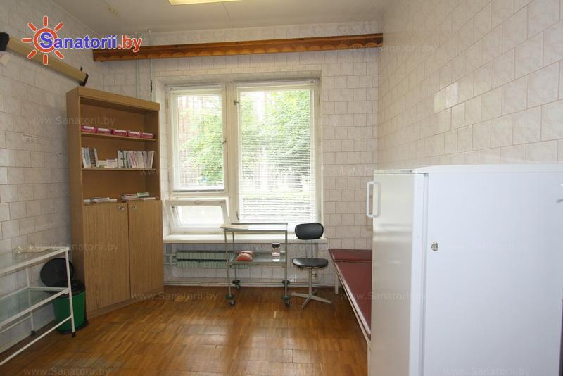 Санатории Белоруссии Беларуси - оздоровительный комплекс Белино - Процедурный кабинет