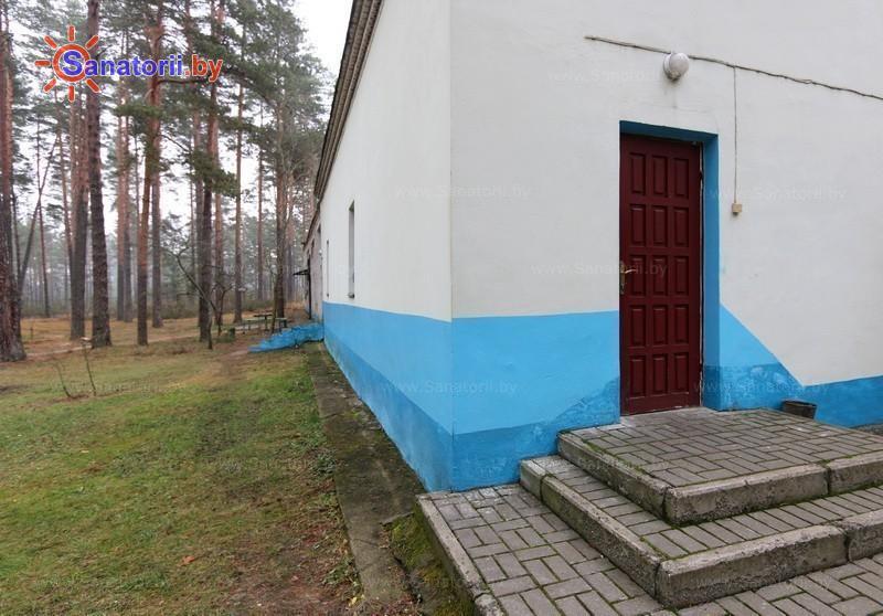 Санатории Белоруссии Беларуси - оздоровительный комплекс Белино - сауна