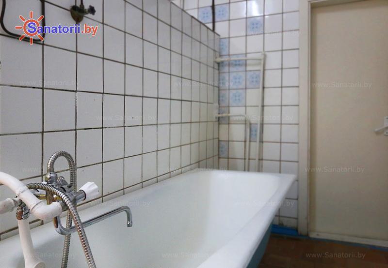 Санатории Белоруссии Беларуси - оздоровительный комплекс Белино - Ванны скипидарные