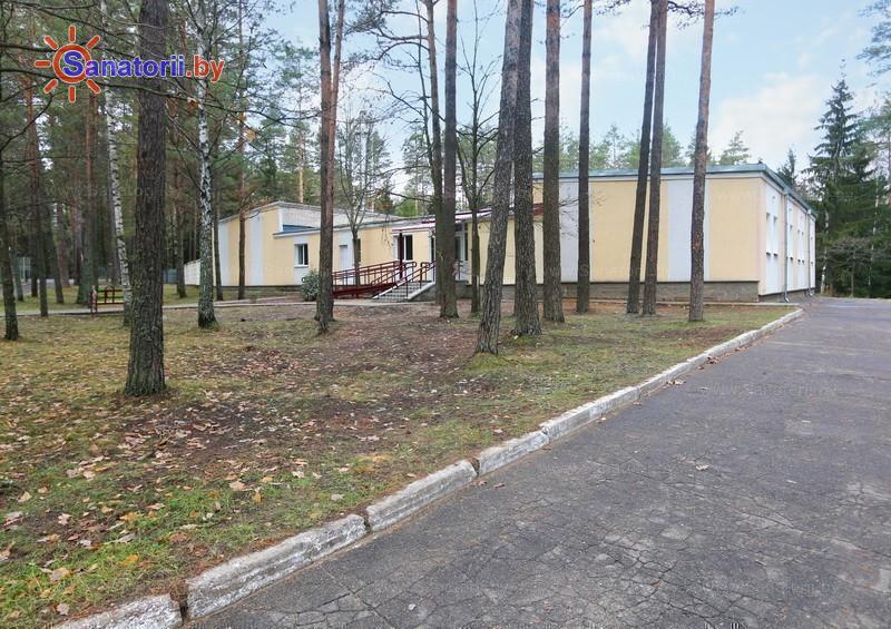 Санатории Белоруссии Беларуси - санаторий Березина - водогрязелечебница