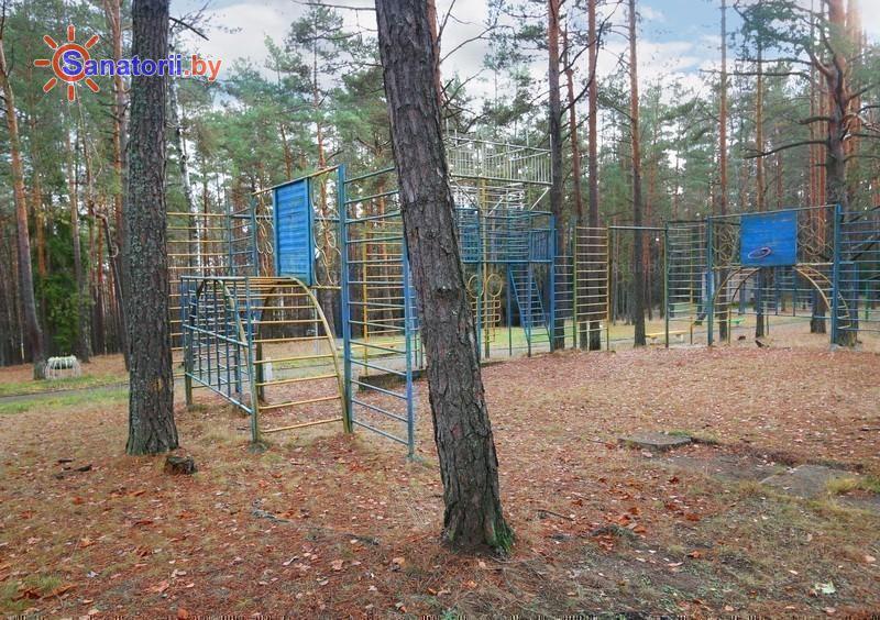 Санатории Белоруссии Беларуси - санаторий Березина - Детская площадка