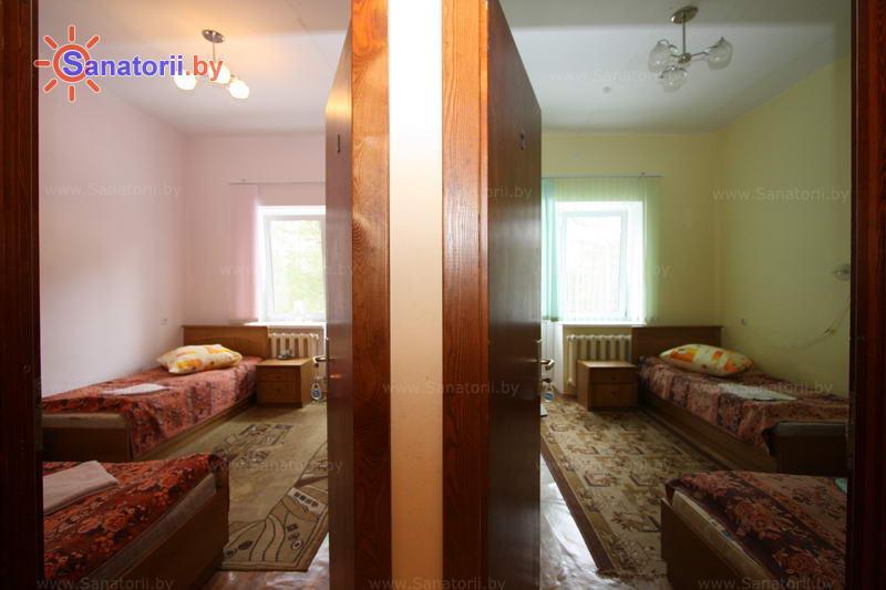 Санатории Белоруссии Беларуси - санаторий Березина - двухместный в блоке (2+2) (главный корпус, спальный корпус №2)