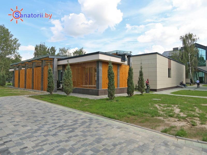 Санатории Белоруссии Беларуси - санаторий Березка - SPA-корпус
