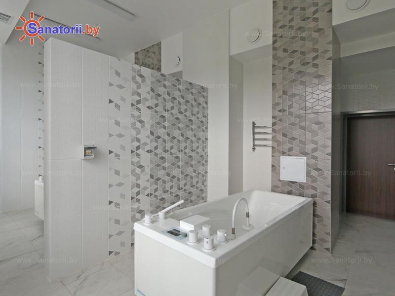Санатории Белоруссии Беларуси - санаторий Березка - Ванны скипидарные