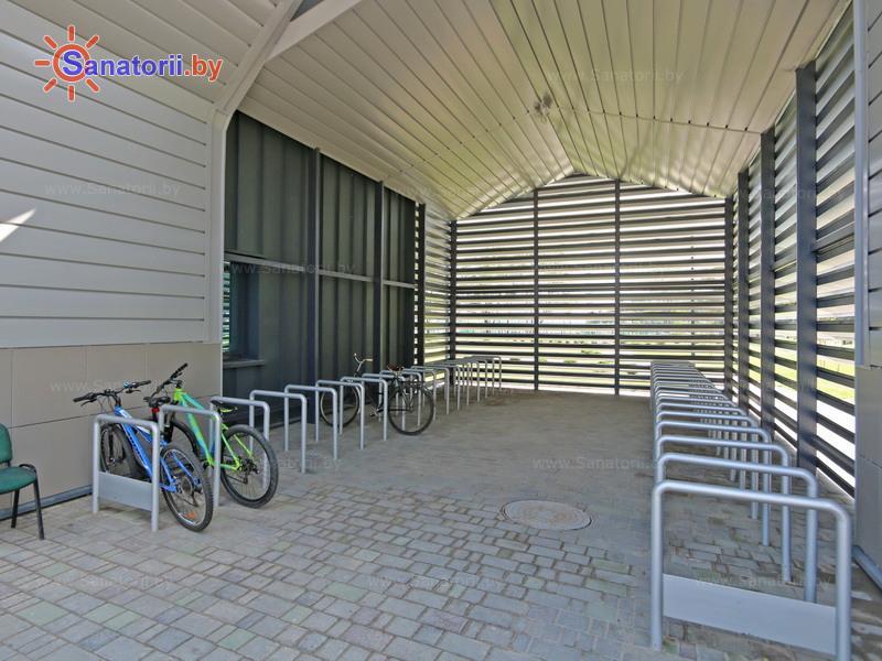 Санатории Белоруссии Беларуси - санаторий Березка - Пункт проката