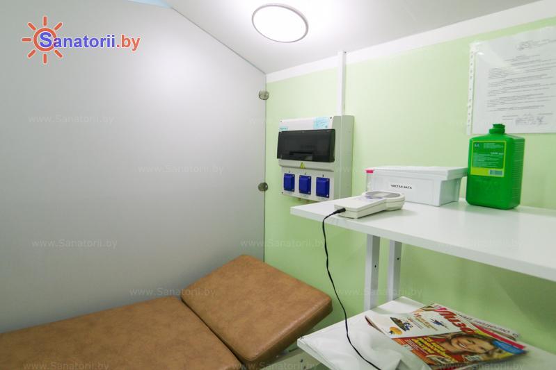 Санатории Белоруссии Беларуси - санаторий Березка - Магнитотерапия