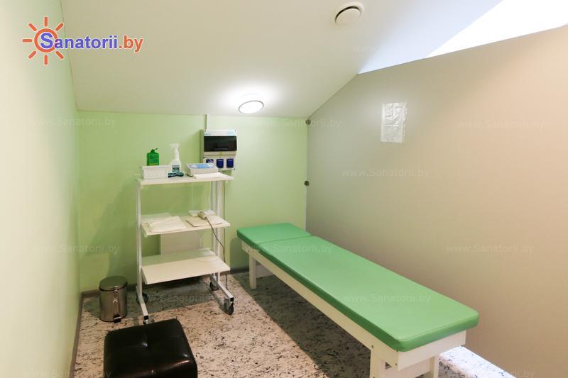 Санатории Белоруссии Беларуси - санаторий Березка - Лазерная терапия