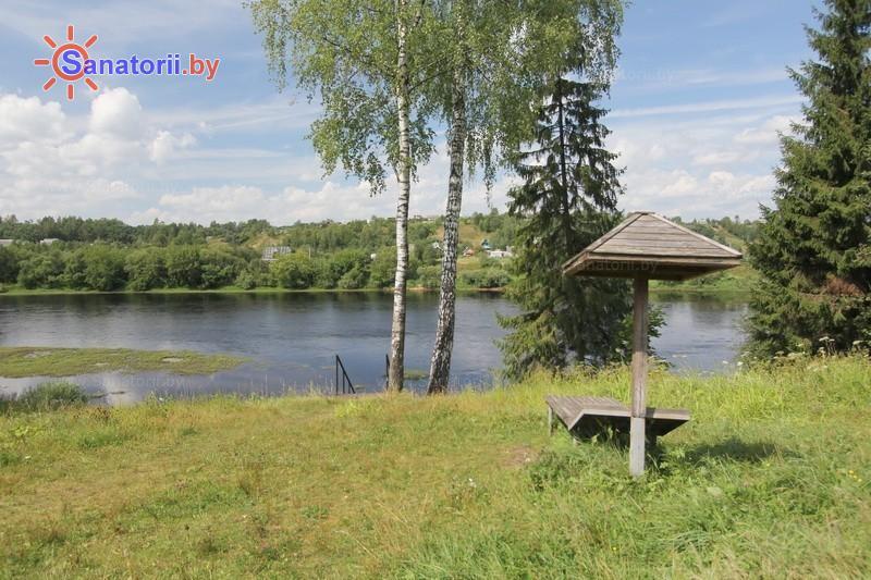 Санатории Белоруссии Беларуси - санаторий Железняки - Водоём