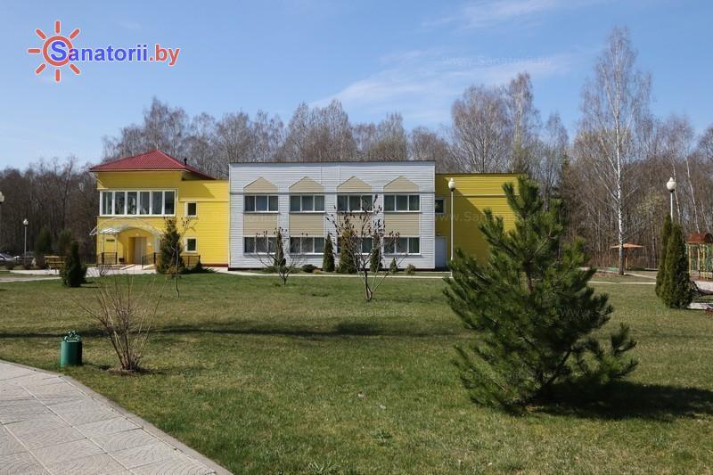 Санатории Белоруссии Беларуси - санаторий Железняки - корпус №2
