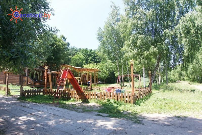 Санатории Белоруссии Беларуси - оздоровительный центр Лазурный - Детская площадка