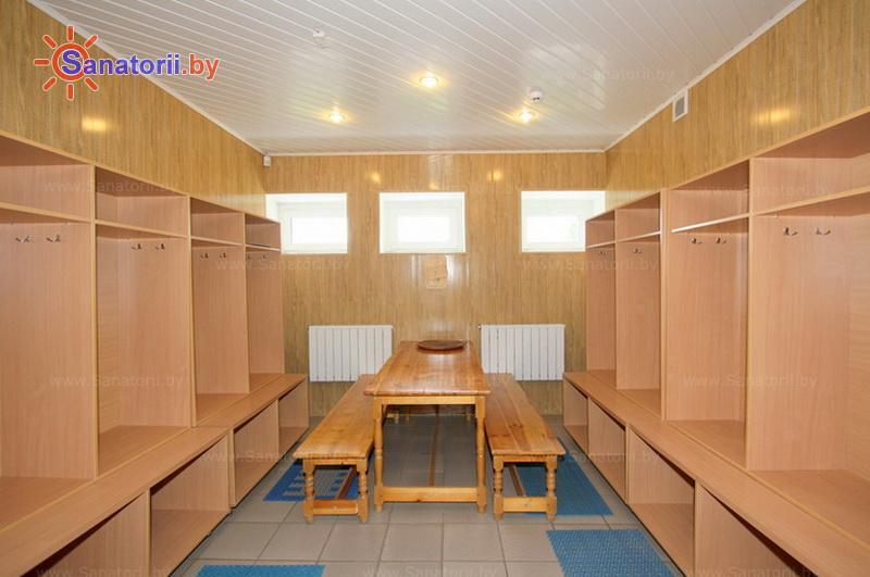 Санатории Белоруссии Беларуси - санаторий Лесное - Баня русская