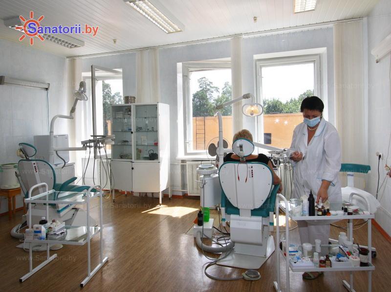 Санатории Белоруссии Беларуси - санаторий Машиностроитель - Стоматология