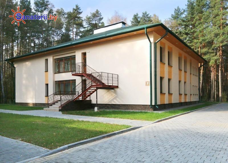 Санатории Белоруссии Беларуси - санаторий Надзея - корпус №7