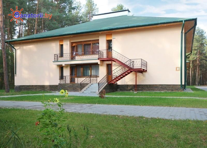 Санатории Белоруссии Беларуси - санаторий Надзея - корпус №8