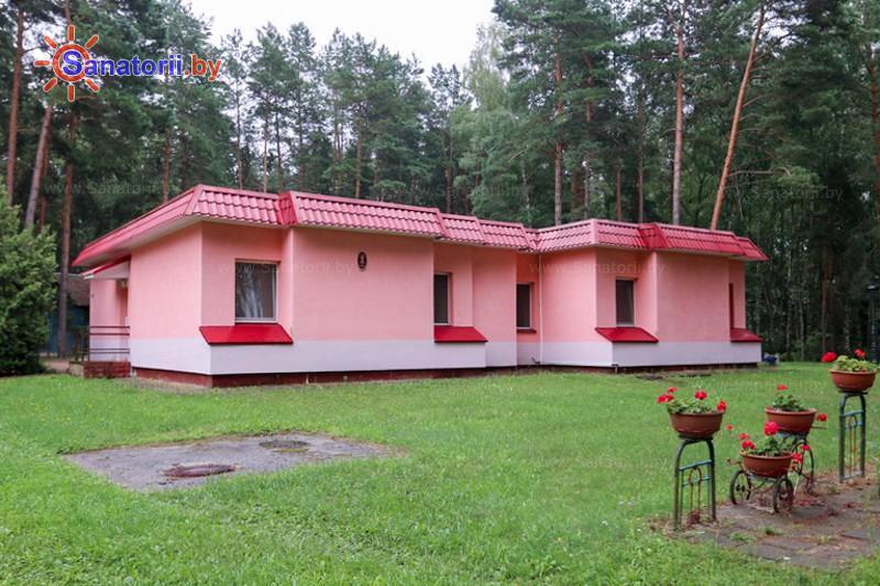 Санатории Белоруссии Беларуси - санаторий Надзея - корпус №1