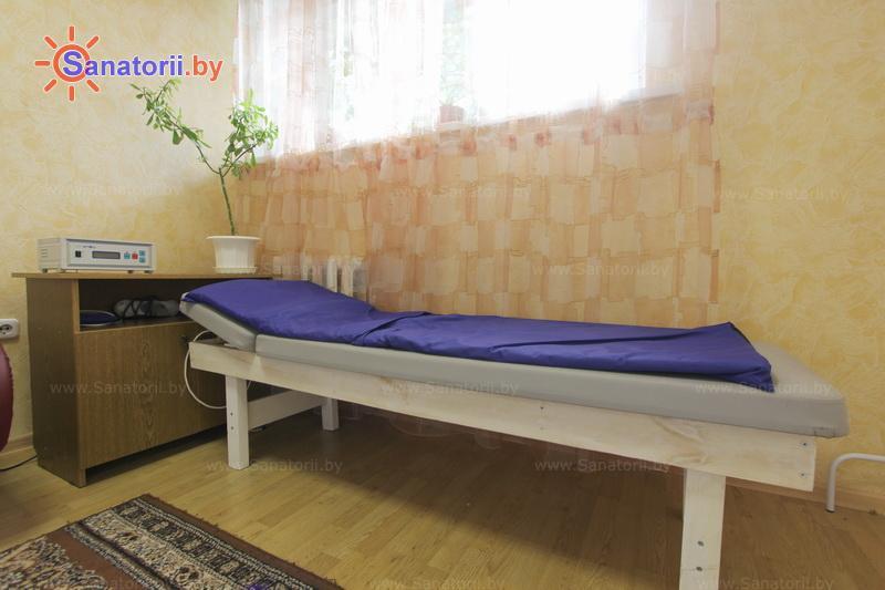 Санатории Белоруссии Беларуси - санаторий Пралеска - Магнитотерапия