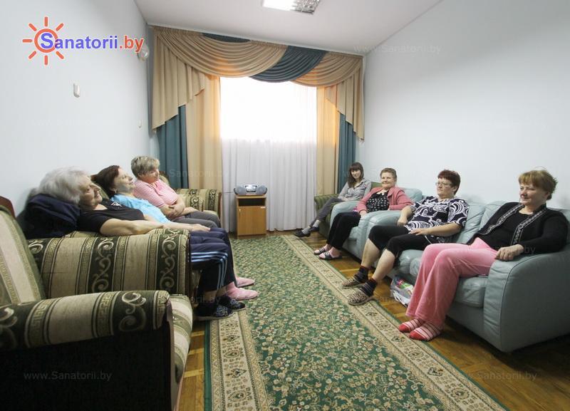 Санатории Белоруссии Беларуси - санаторий Пралеска - Ароматерапия