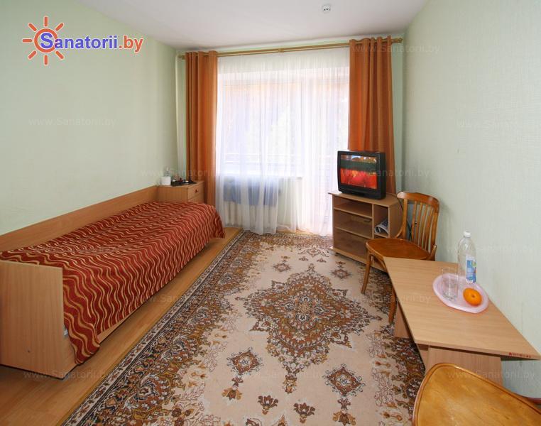 Санатории Белоруссии Беларуси - санаторий Пралеска - двухместный в блоке (2+2) (главный корпус)