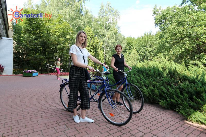 Санатории Белоруссии Беларуси - санаторий Пралеска - Пункт проката