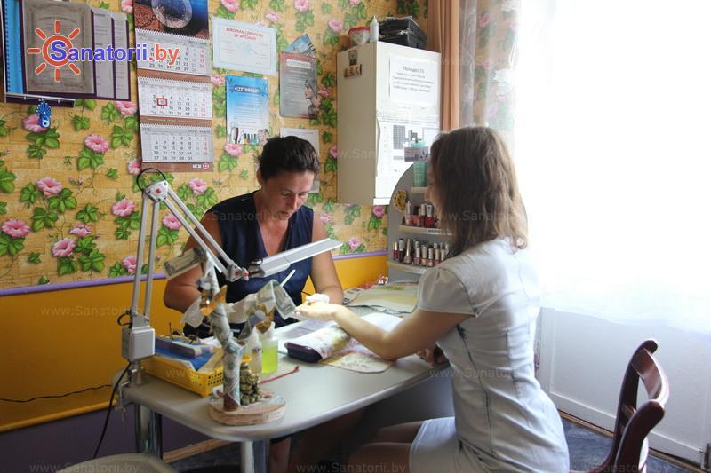 Санатории Белоруссии Беларуси - санаторий Серебряные ключи - Косметический салон