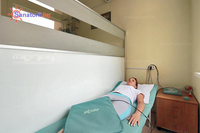 Санатории Белоруссии Беларуси - санаторий Серебряные ключи - Магнитотерапия