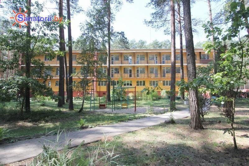 Санатории Белоруссии Беларуси - оздоровительный комплекс Сосновый бор - главный корпус