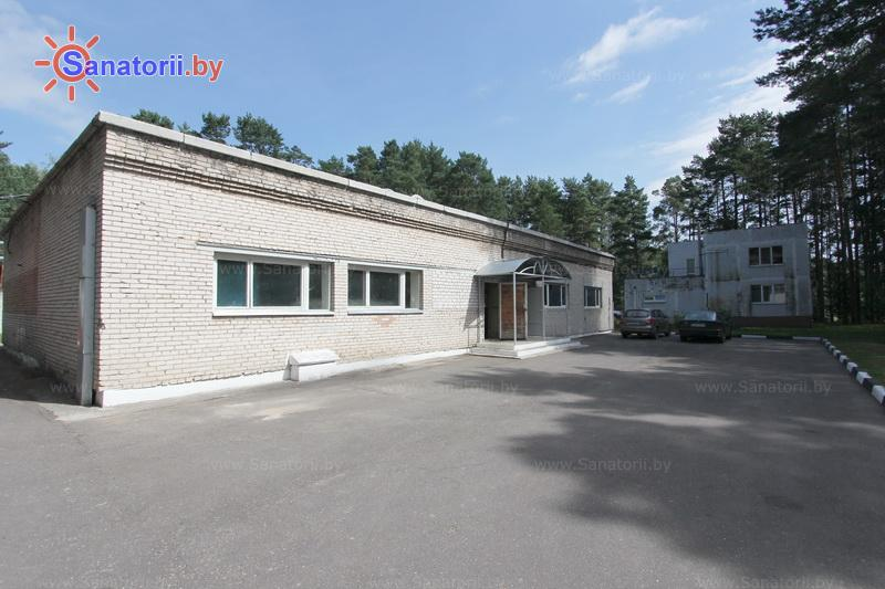 Санатории Белоруссии Беларуси - оздоровительный комплекс Сосновый бор - сауна