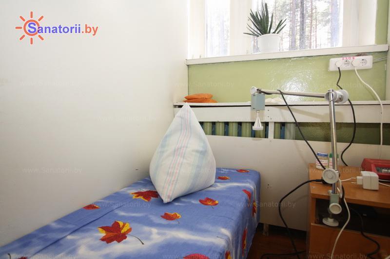 Санатории Белоруссии Беларуси - оздоровительный комплекс Сосновый бор - Квч-терапия