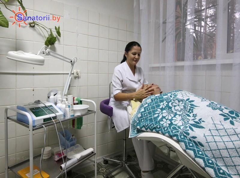 Санатории Белоруссии Беларуси - оздоровительный комплекс Сосновый бор - Косметический салон