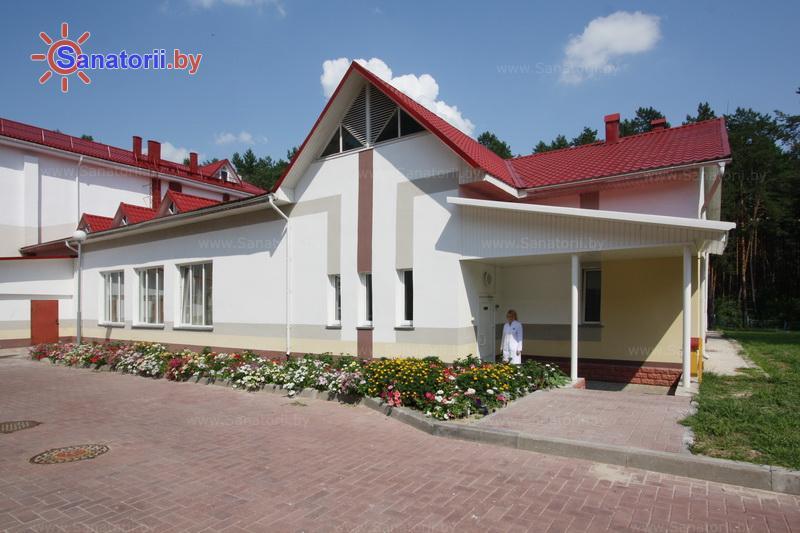 Санатории Белоруссии Беларуси - санаторий Сосны - бассейн