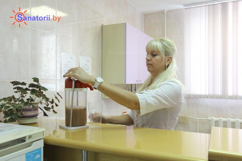 Санатории Белоруссии Беларуси - санаторий Сосны - Оксигенотерапия (кислородотерапия)