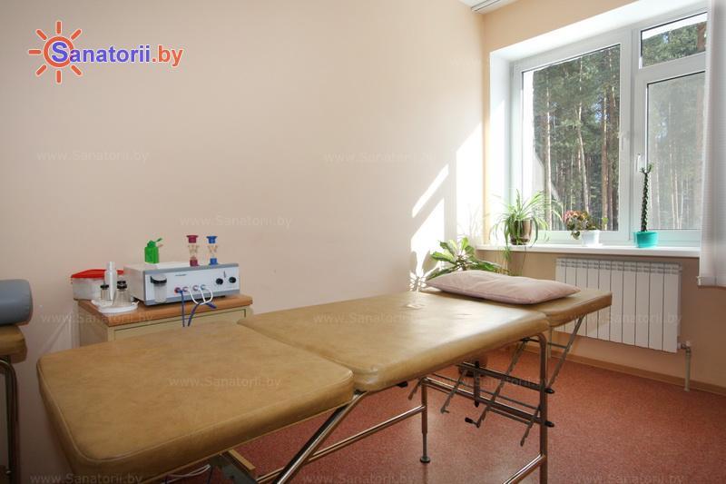 Санатории Белоруссии Беларуси - оздоровительный центр Талька - Массаж вакуумный
