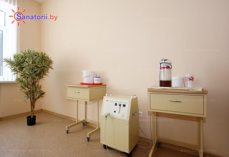 Санатории Белоруссии Беларуси - оздоровительный центр Талька - Оксигенотерапия (кислородотерапия)