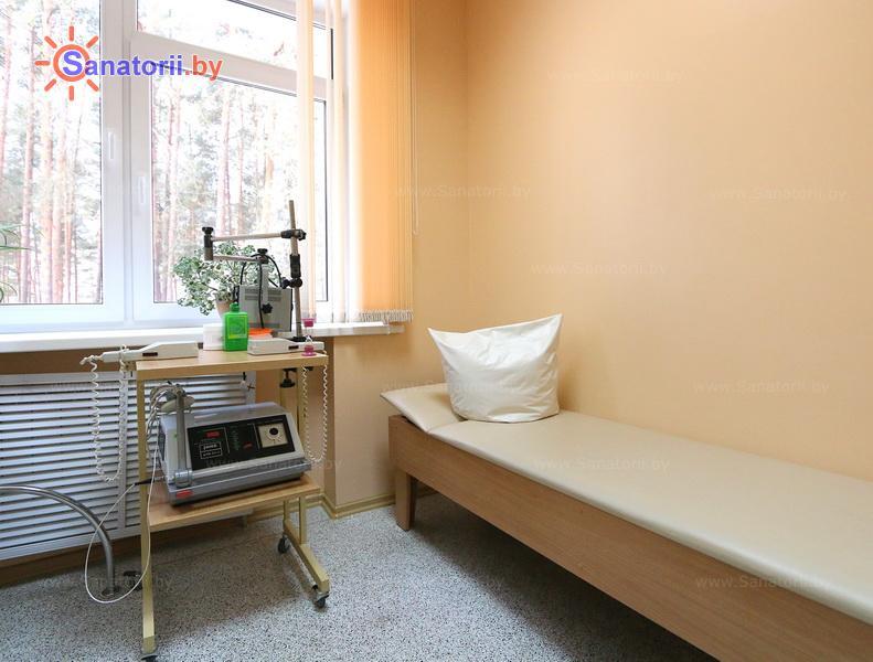 Санатории Белоруссии Беларуси - оздоровительный центр Талька - Магнитотерапия