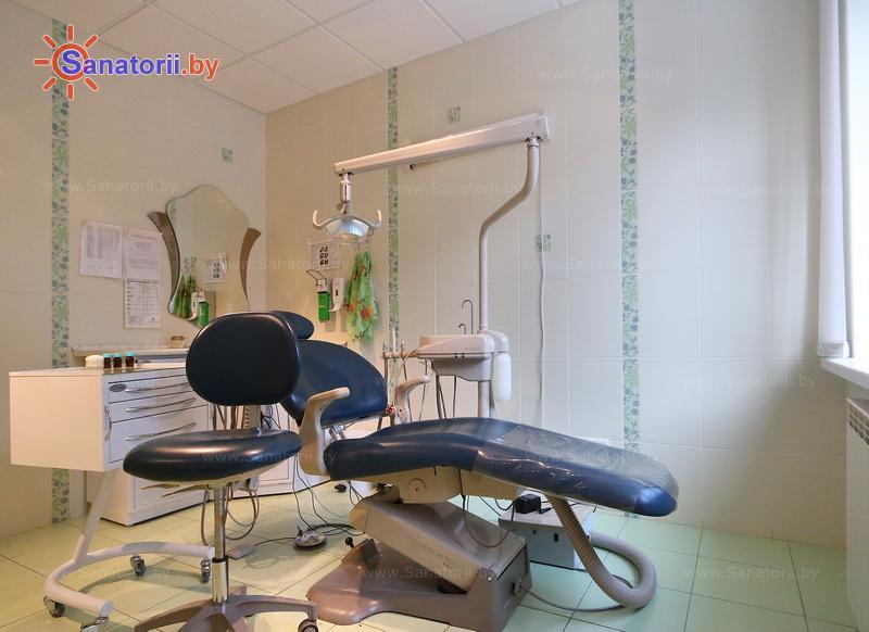 Санатории Белоруссии Беларуси - оздоровительный центр Талька - Стоматология