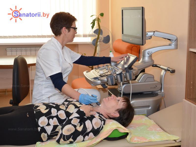 Санатории Белоруссии Беларуси - оздоровительный центр Талька - Кабинеты профильных специалистов