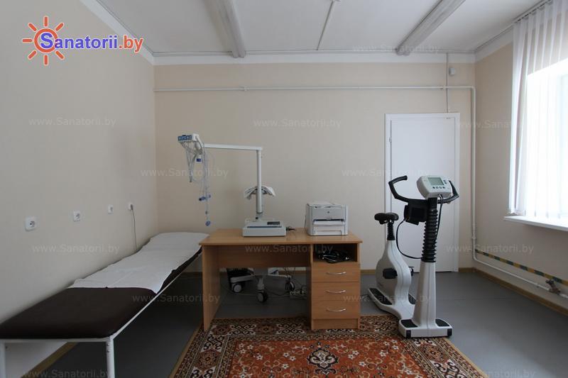 Санатории Белоруссии Беларуси - санаторий Нафтан - Функциональная диагностика