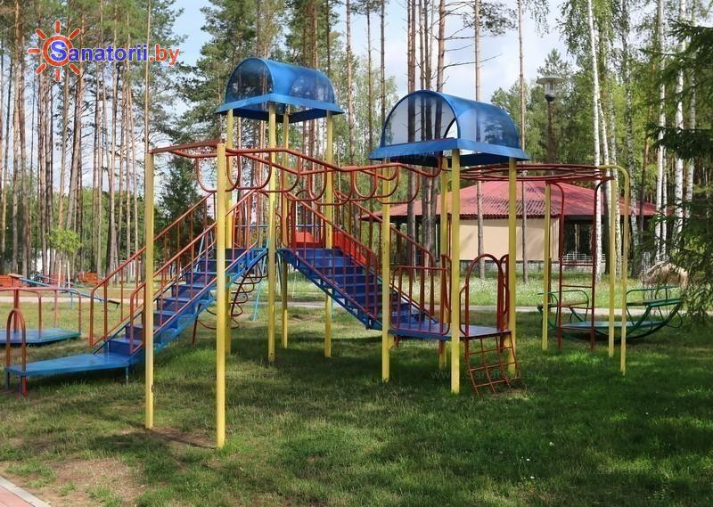 Санатории Белоруссии Беларуси - санаторий Энергетик - Детская площадка